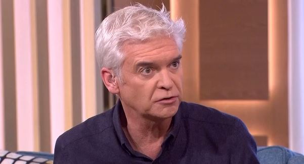 Phillip Schofield makes embarrassing Bradley Walsh blunder on This Morning