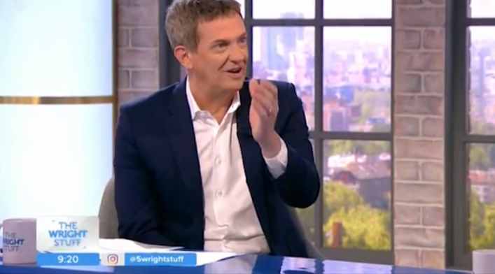 The REAL reason Matthew Wright quit his show