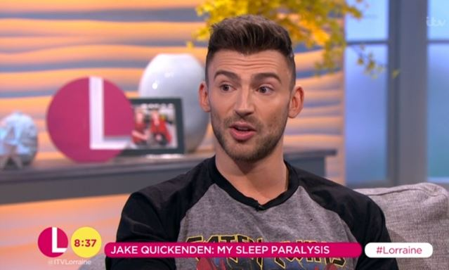 Jake Quickenden taken to hospital with injury days before Dancing On Ice final