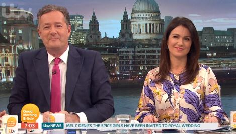Piers Morgan signs TWO YEAR extension with Good Morning Britain