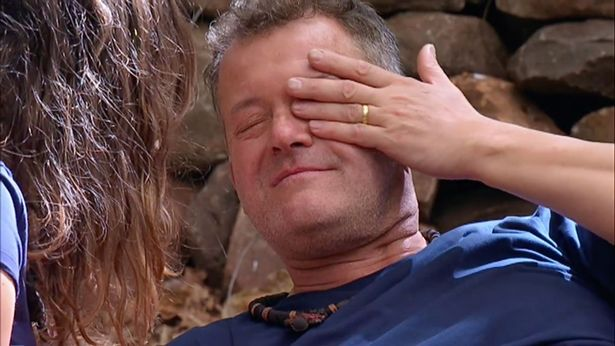 Paul Burrell 'receives Princess Diana message from beyond the grave' through I'm A Celebrity psychic