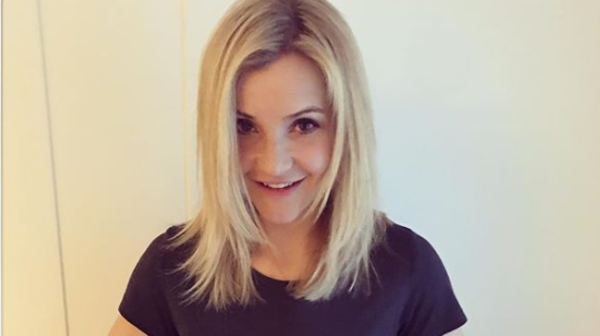 Helen Skelton pokes fun at claims about her 'risque' outfits
