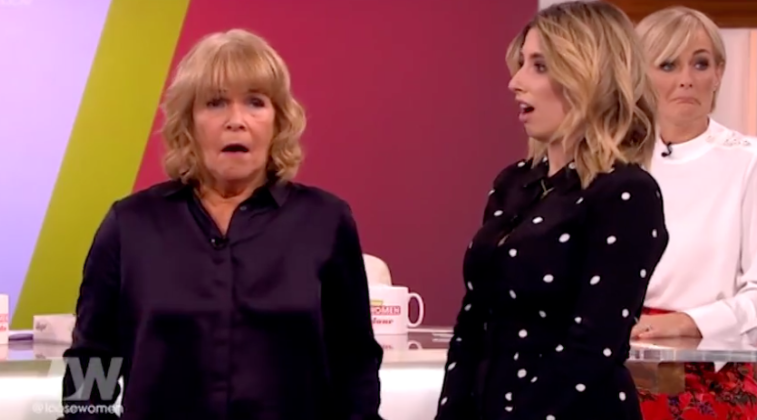 Loose Women forced to apologise over panellist's rude blunder