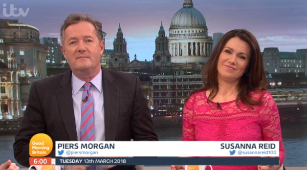 Good Morning Britain apologises for guest's rude blunder