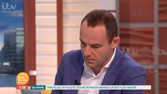 """Martin Lewis won't be discussing grief over losing his mum as he """"couldn't cope"""" after last week's interview"""