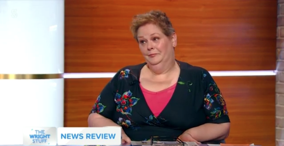 The Chase's Anne Hegerty silences studio audience with controversial comment to transgender campaigner Paris Lees