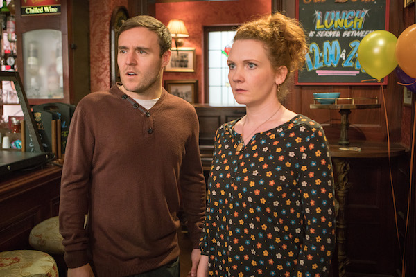 New Coronation Street character Jade to drive a wedge between Fiz and Tyrone