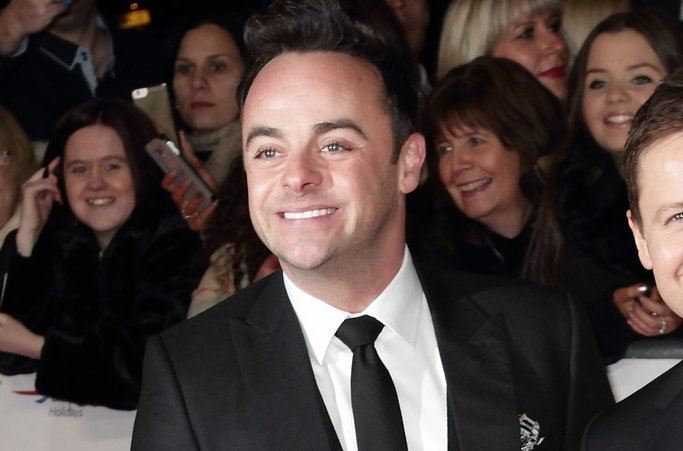 Ant McPartlin returning to work with Dec on BGT Television