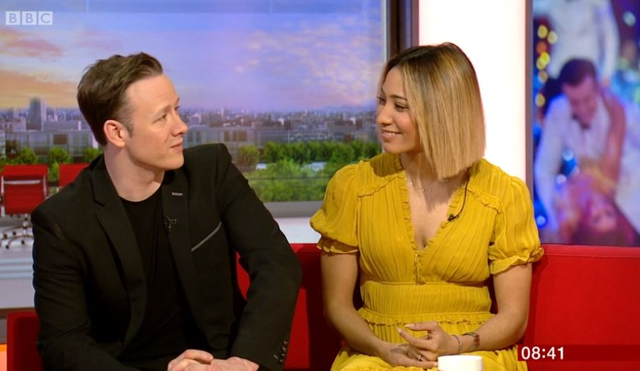 Karen and Kevin Clifton tease a Strictly Come Dancing surprise on new tour
