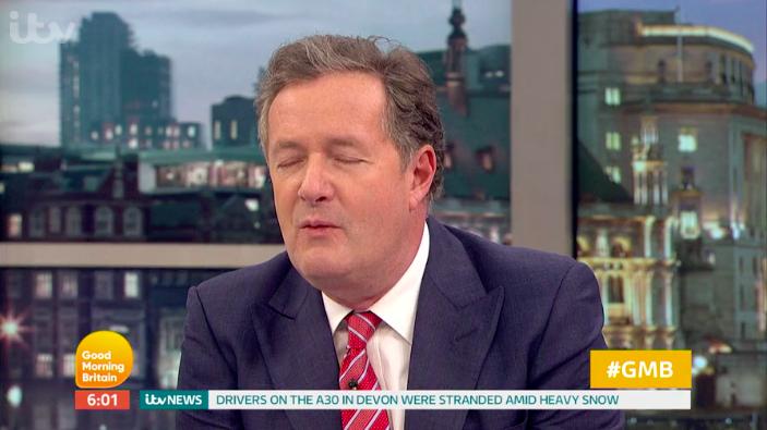 Dan Walker REJECTS Piers Morgan's Strictly challenge