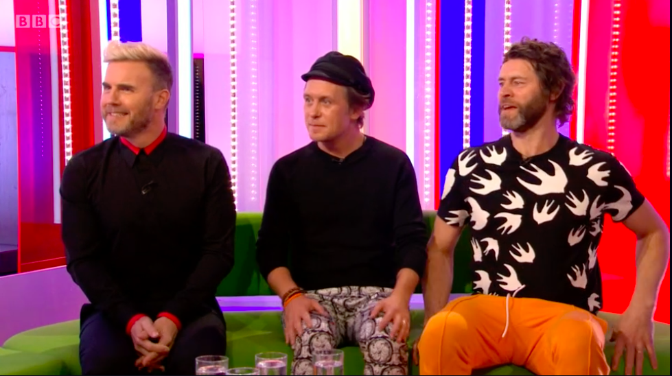 Take That FINALLY confirm a greatest hits world tour!