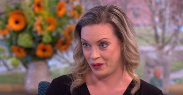 This Morning's Sharon Marshall reveals miscarriage and IVF heartache