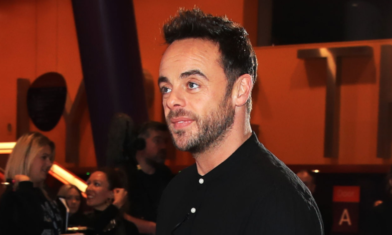 Ant McPartlin is offered some life advice - from a very unexpected source