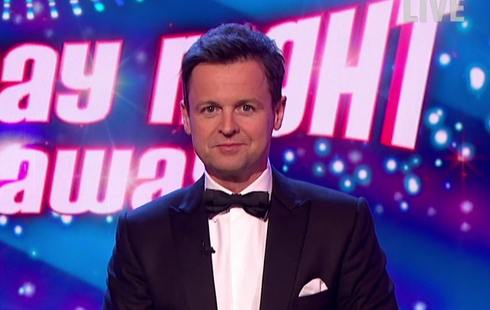 Dec flooded with support as he rehearses first solo Saturday Night Takeaway