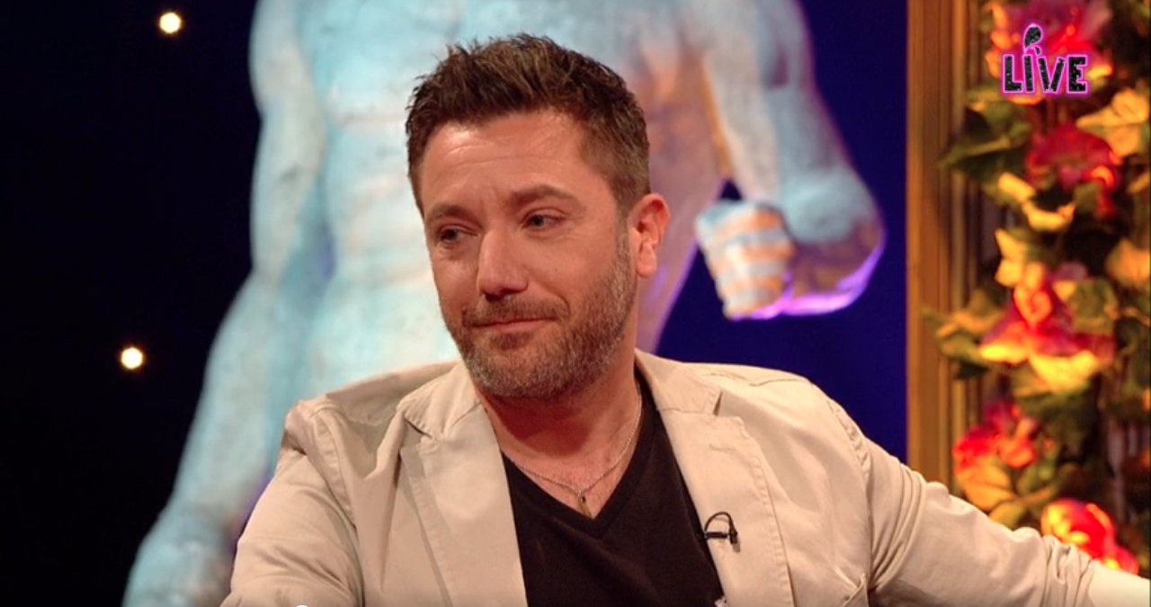 Gino D'Acampo drops the C bomb three times on live Celebrity Juice