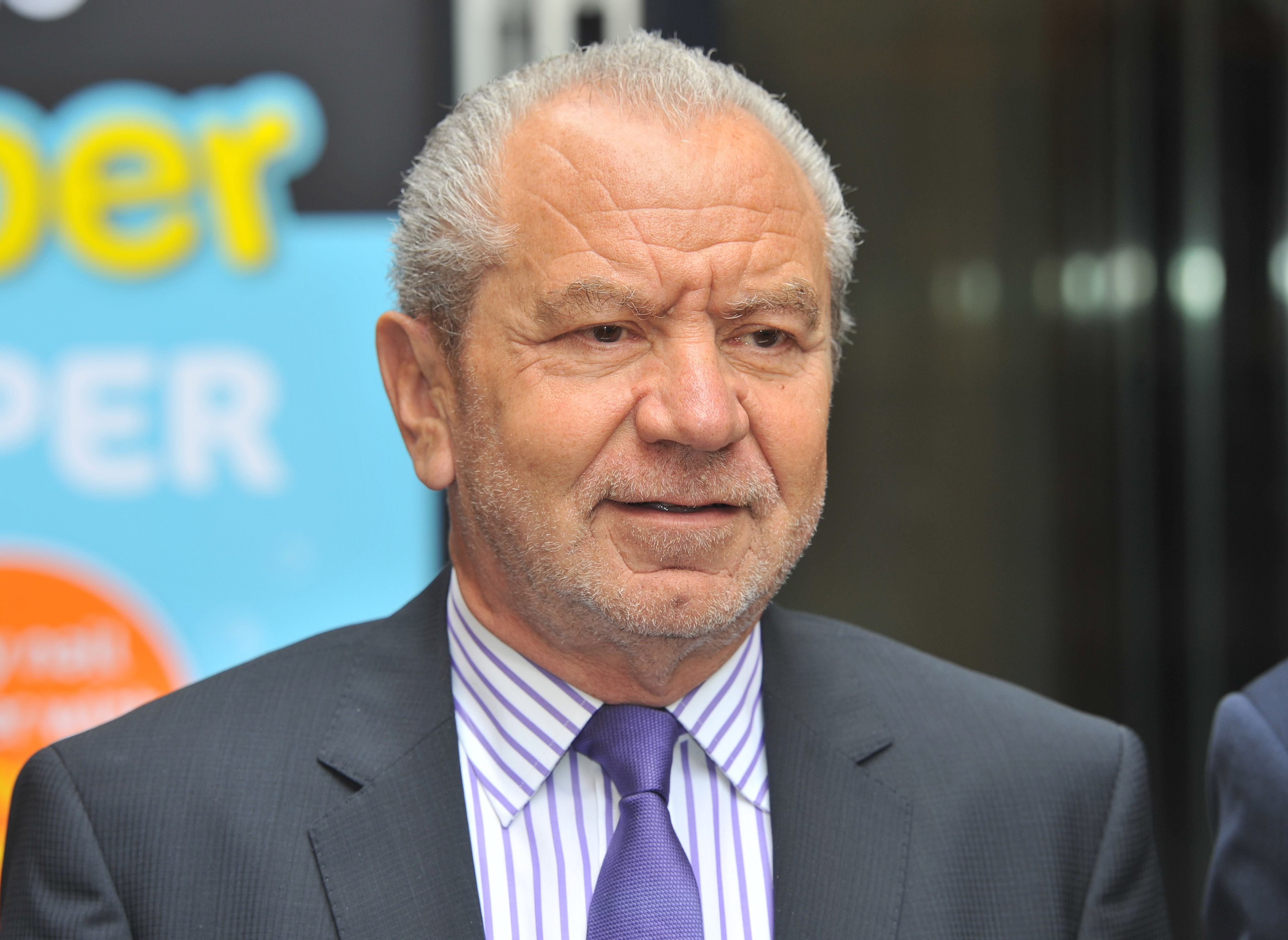 Apprentice fans horrified as Lord Sugar shares gross video on social media