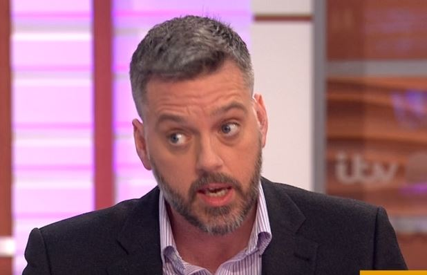 "I'm A Celebrity's Iain Lee apologises to Richard Madeley for ""mean and nasty"" remarks"
