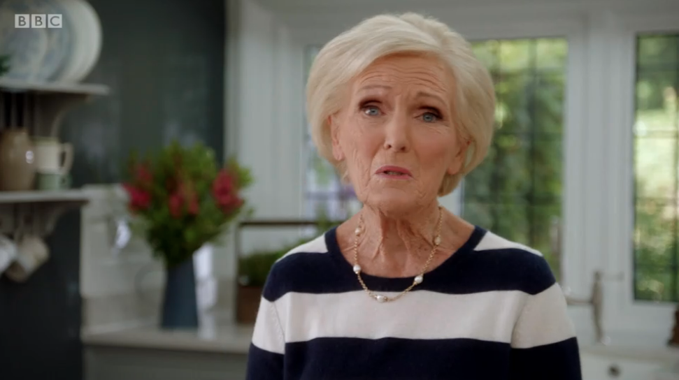 Sensitive viewers accuse Mary Berry of 'fat shaming' TV guest Nathan Outlaw