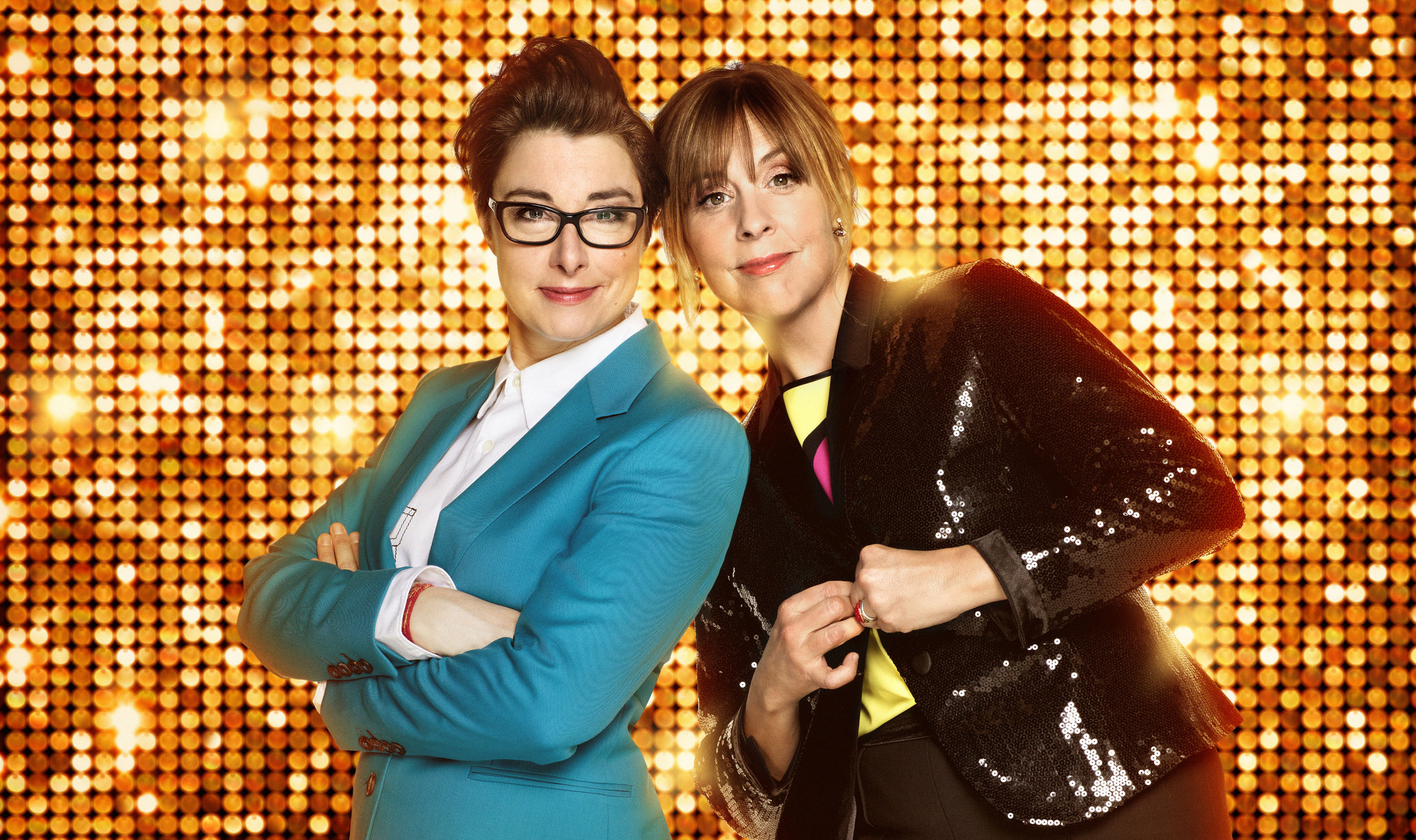 Mel Giedroyc slaps back at critics of the Generation Game reboot