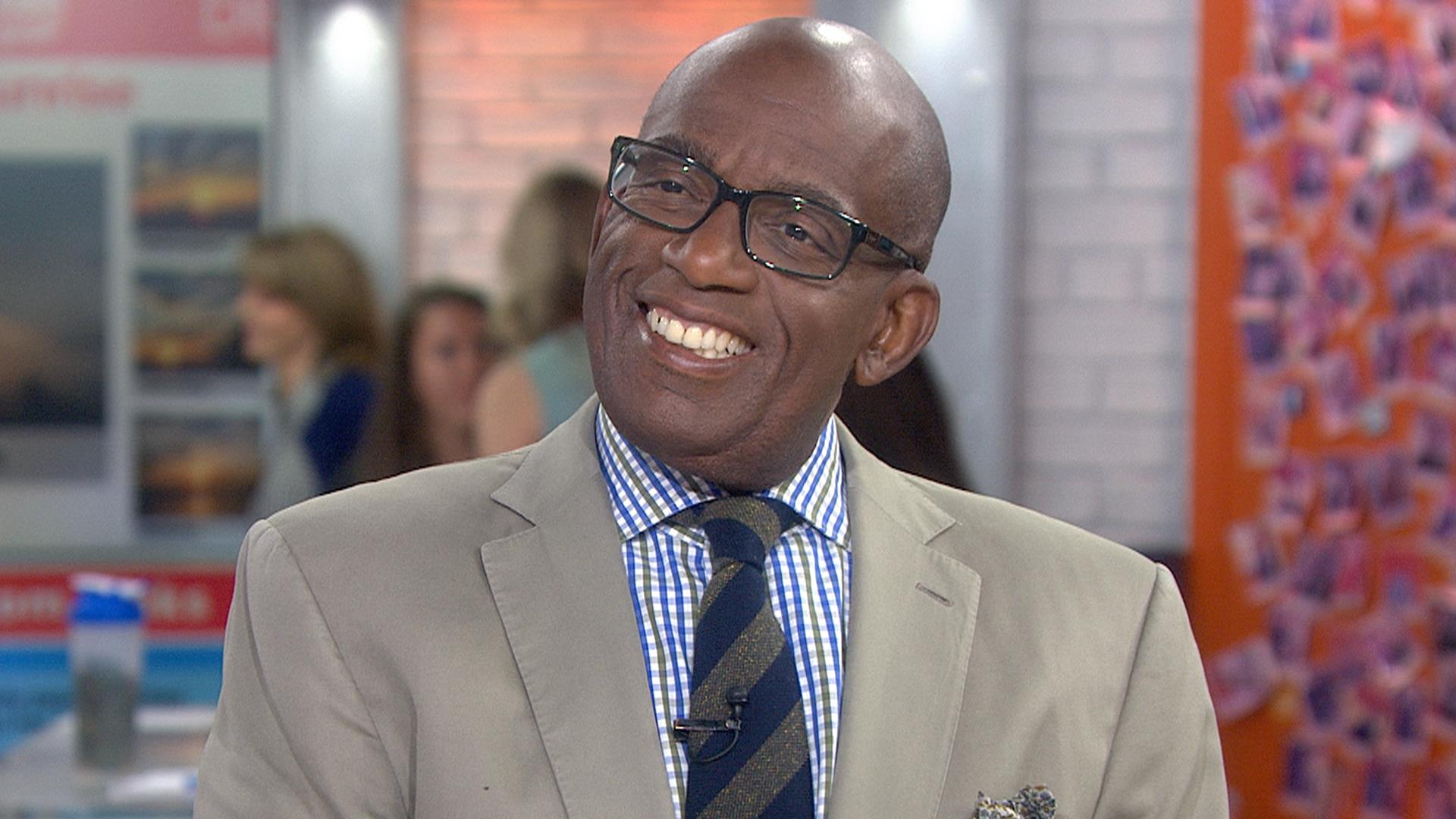 'Today' Fans Stunned by Al Roker's 'Dapper' Appearance