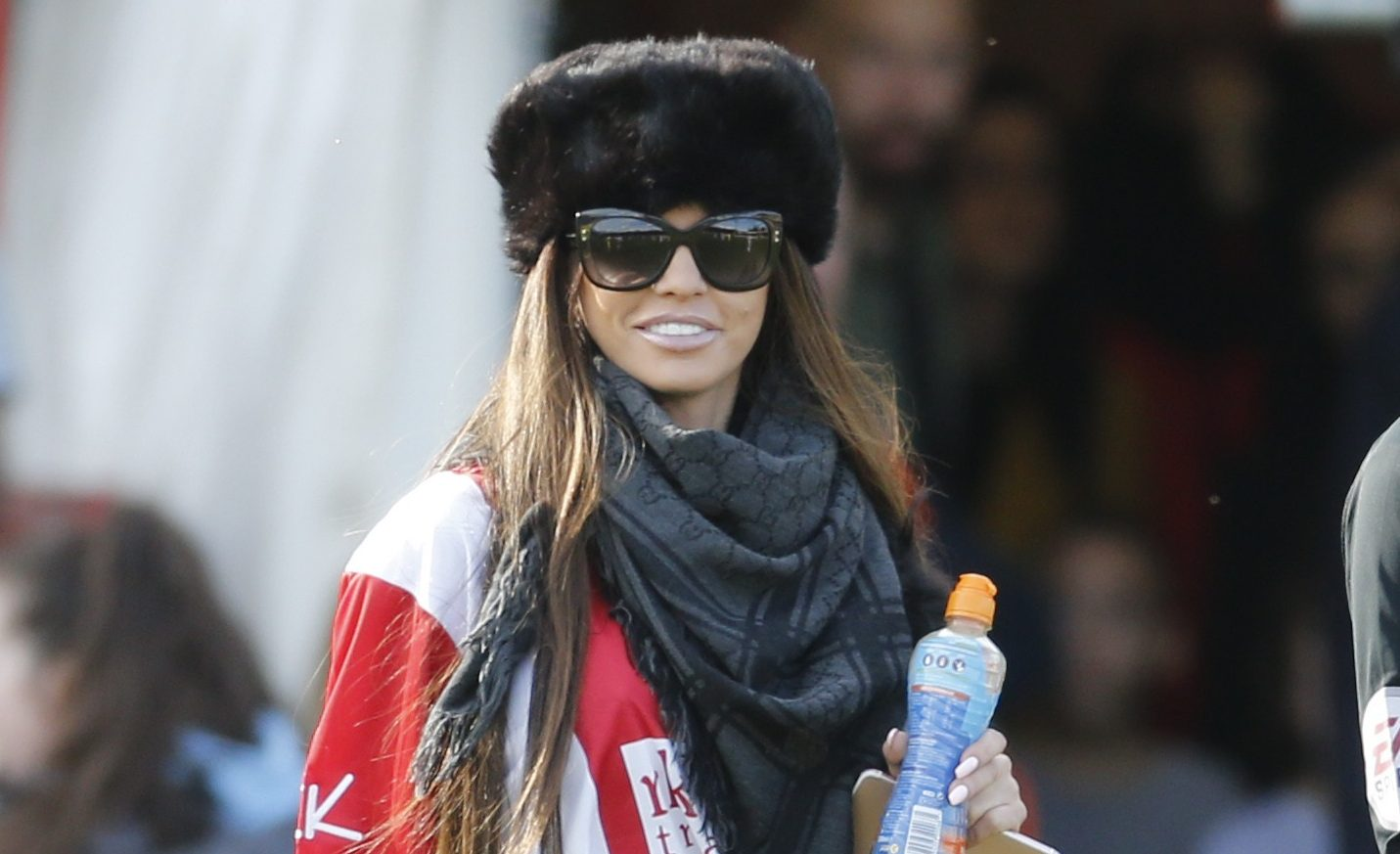 Katie Price reveals Peter Andre will only contact her via group texts with wife Emily