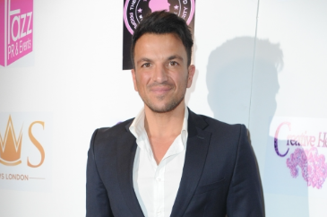 Peter Andre shares rare picture of daughter Amelia - and fans can't believe how much she's grown!