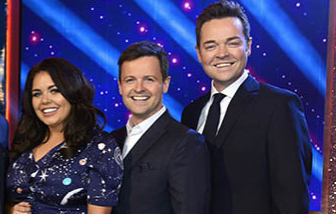 Scarlett Moffatt and Stephen Mulhern will have 'expanded roles' on Saturday Night Takeaway