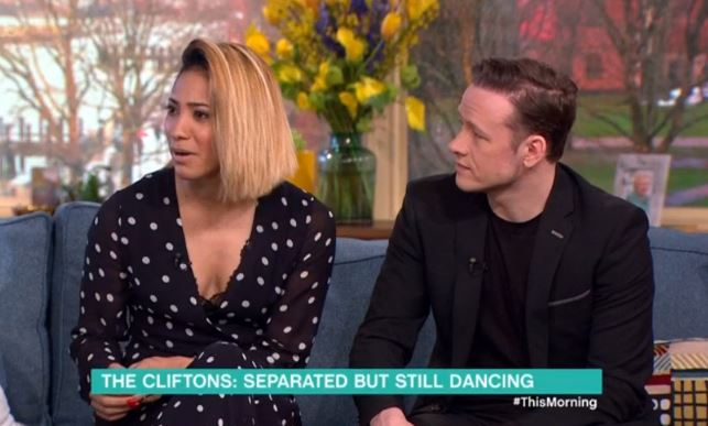 Strictly's Karen Clifton explains why she wears wedding ring after Kevin split