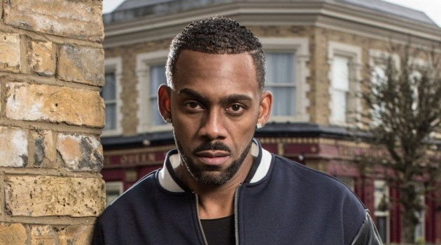 Richard Blackwood lands first acting role in the US