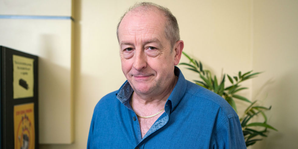 Coronation Street's Ian Bartholomew says he's 'most hated man in the country'