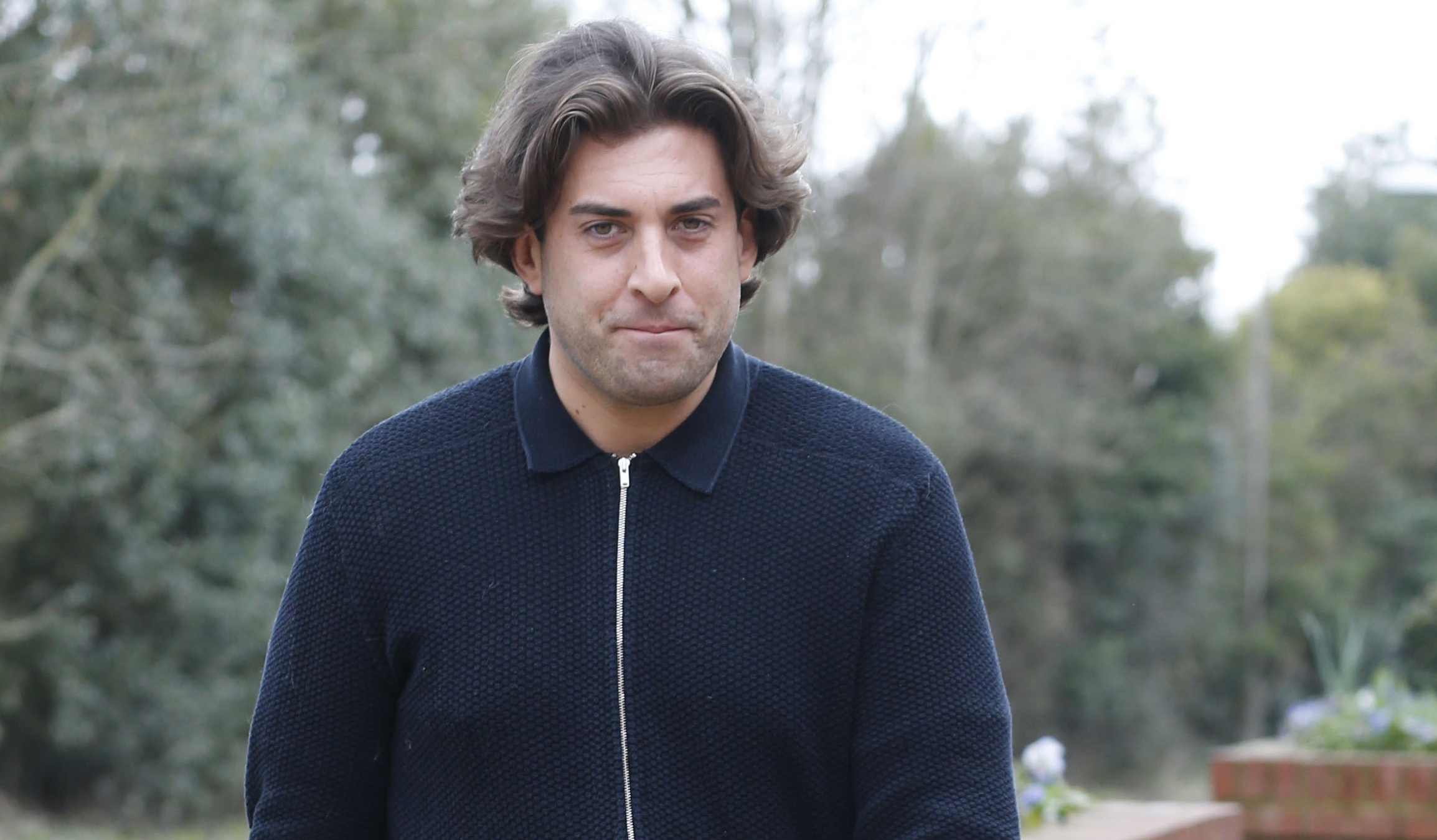 James Argent back in rehab ahead of new TOWIE series