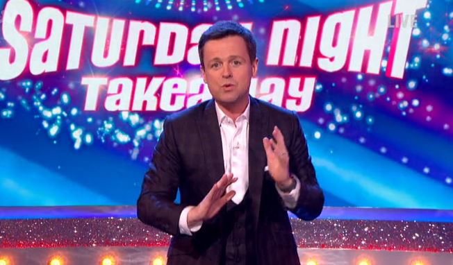 Saturday Night Takeaway viewers baffled by identity of Special Guest Announcer