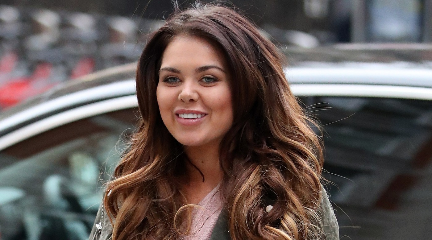 Scarlett Moffatt reveals last-minute stress before Saturday Night Takeaway trip to Florida