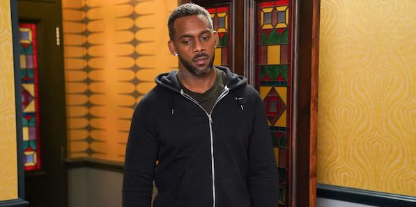 Richard Blackwood doesn't think a return to EastEnders as Vincent Hubbard is likely