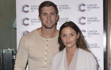 Picture Shows: Daniel Osborne, Jacqueline Jossa April 07, 2016 Celebrities attend the Jog On To Cancer charity event in London, England. Non-Exclusive WORLDWIDE RIGHTS Pictures by : FameFlynet UK © 2016 Tel : +44 (0)20 3551 5049 Email : info@fameflynet.uk.com