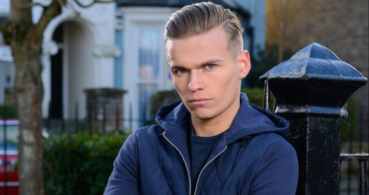 EastEnders axes Hunter Owen after a year