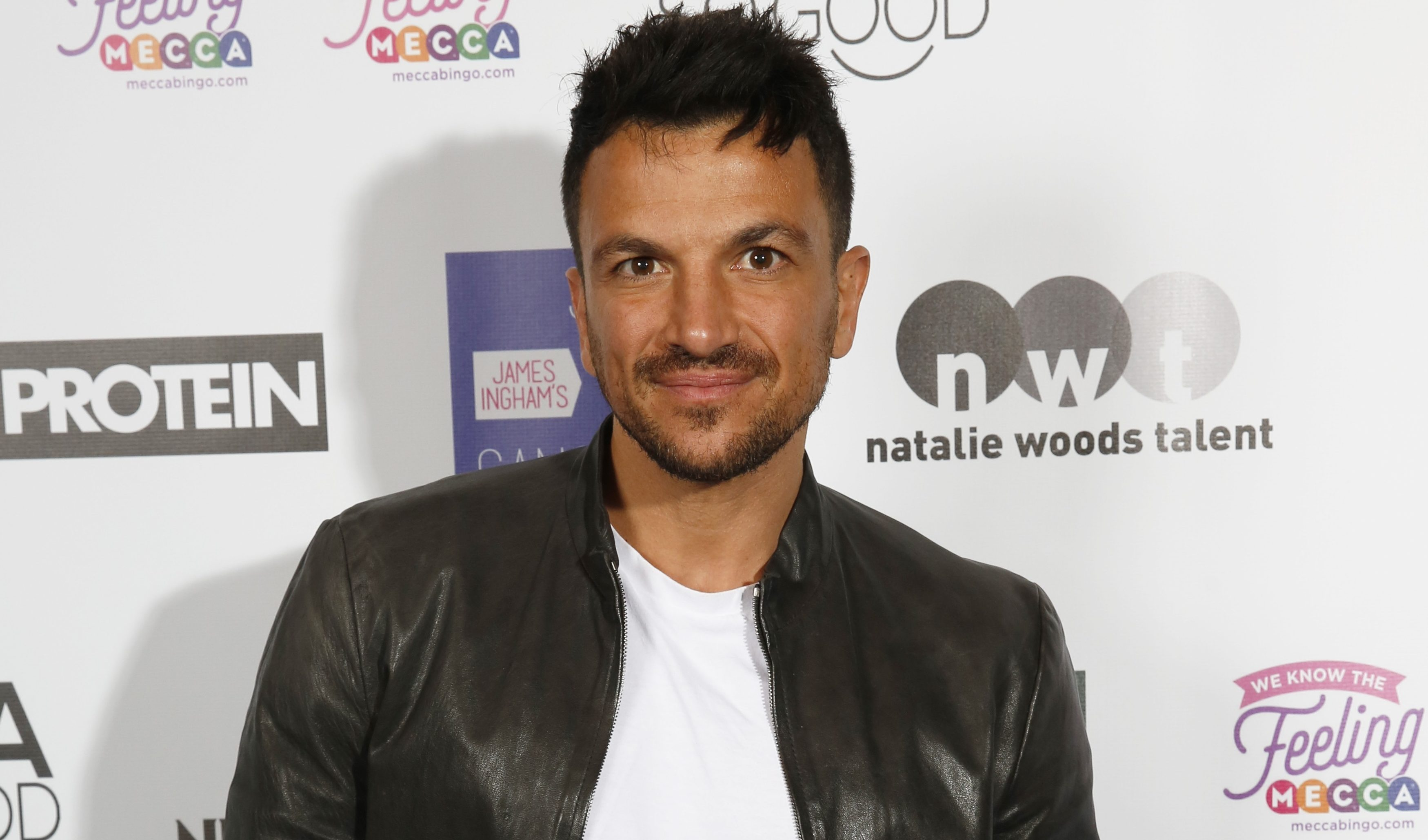 Peter Andre is double of daughter Princess in sweet throwback pic