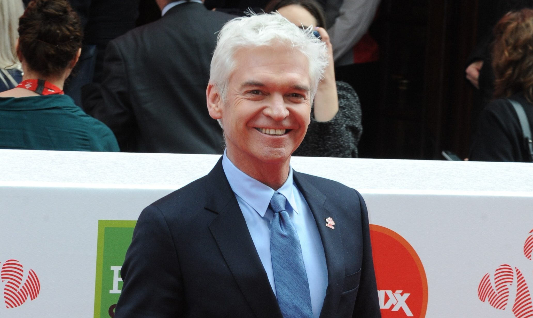 Phillip Schofield reveals that he's won a special award