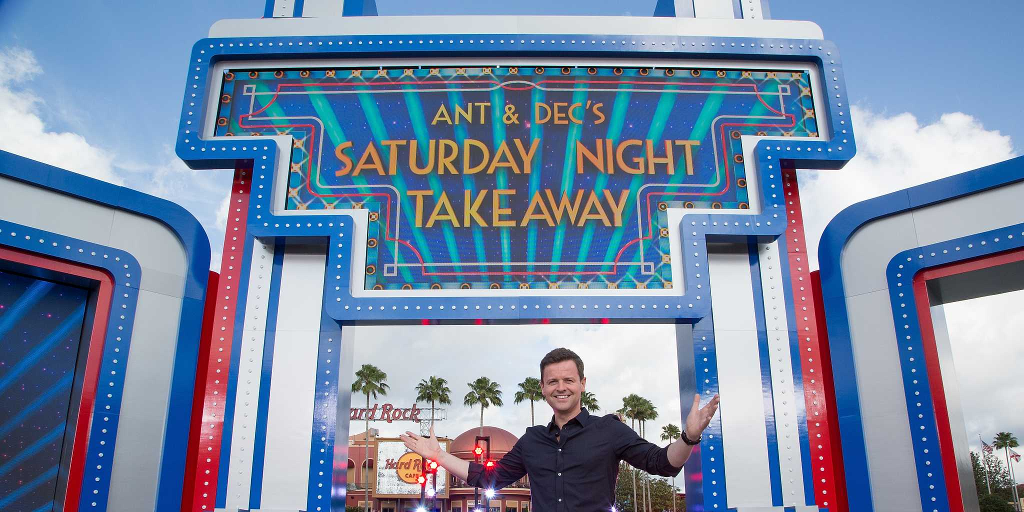 Saturday Night Takeaway fans shocked as it's revealed we've all been getting the Friends theme wrong