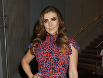 Coronation Street's Kym Marsh reveals fan asked for selfie at a funeral