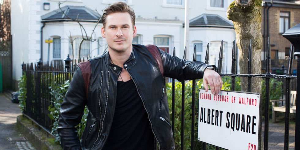 Lee Ryan claims EastEnders' Woody was meant to marry Whitney in axed storyline