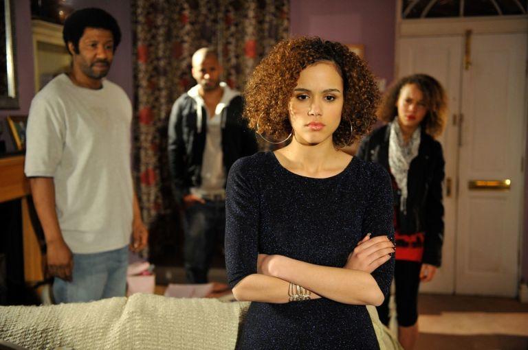 Former Hollyoaks star Nathalie Emmanuel - now in GOT - defends soap actors