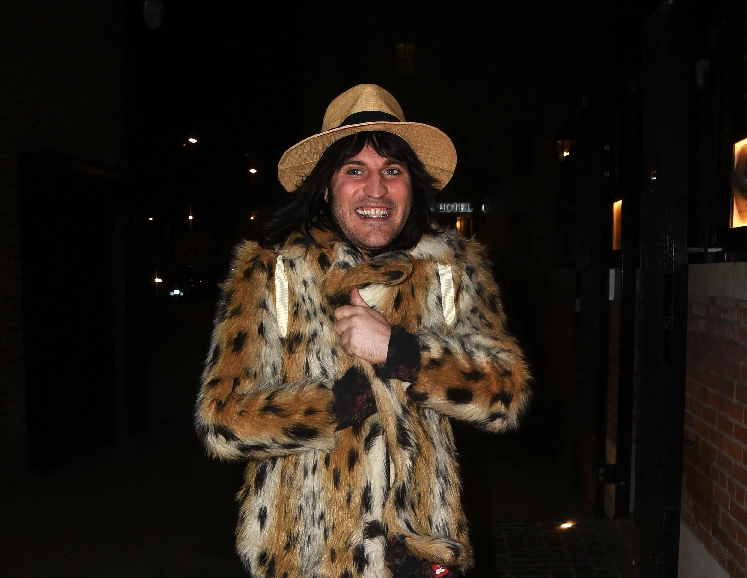 The very unusual name of Noel Fielding's newborn revealed