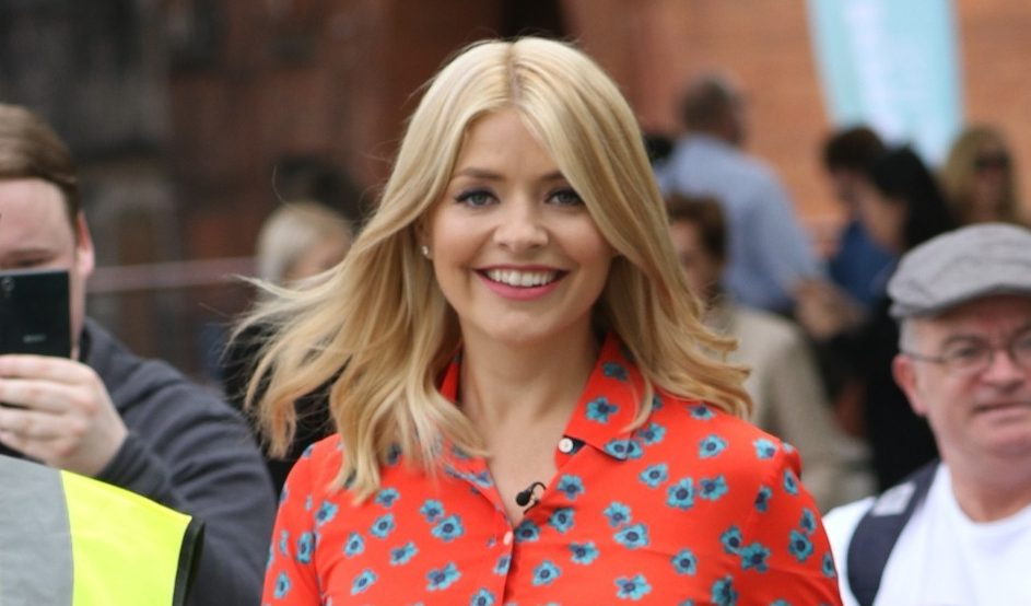 Holly Willoughby proves daughter Belle is her mini-me in rare birthday photo