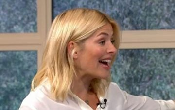Holly Willoughby and Phillip Schofield introduce new This Morning studios at Television Centre