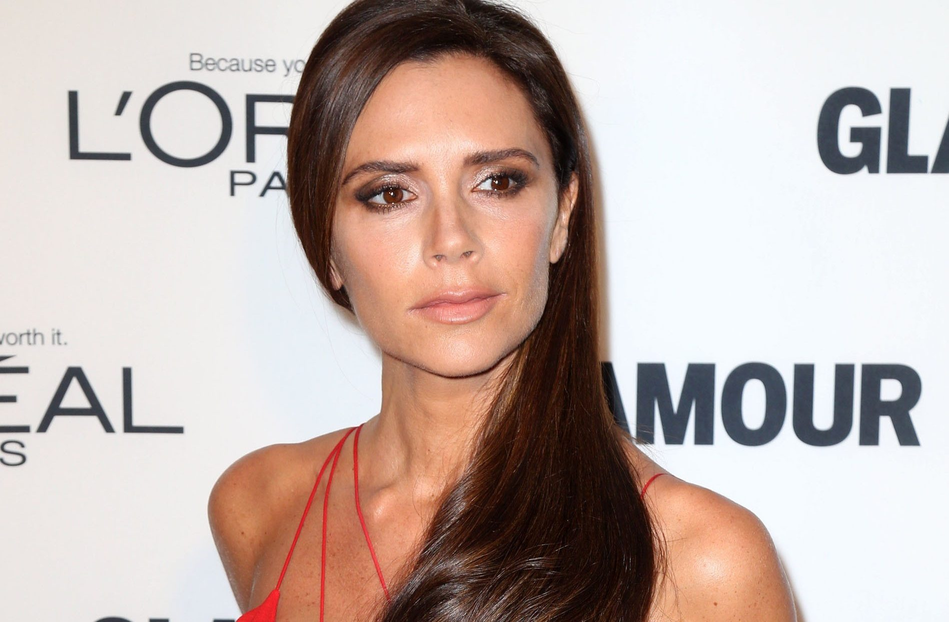 Victoria Beckham shares sweet photo with dad Anthony