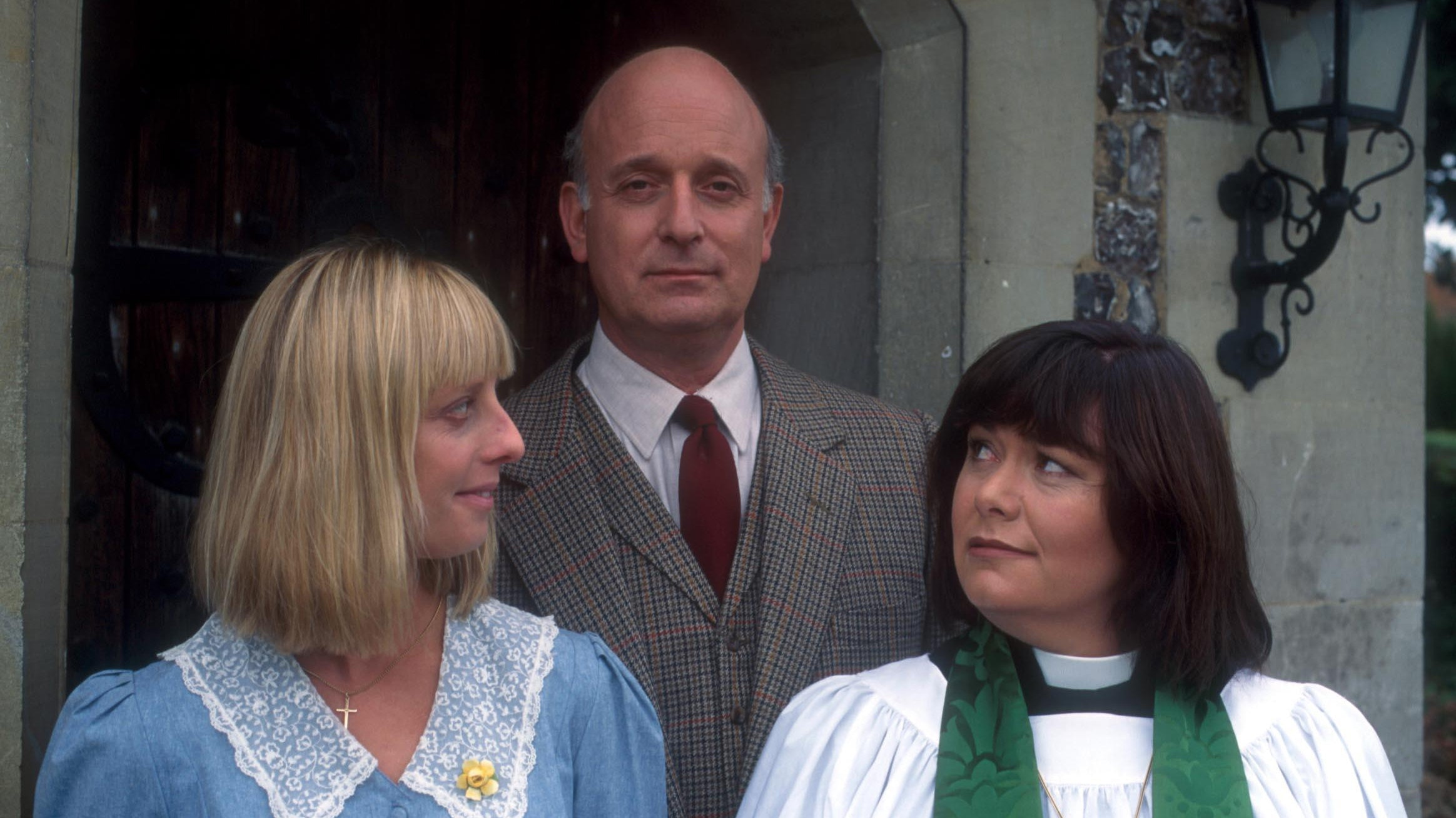 Vicar Of Dibley first look
