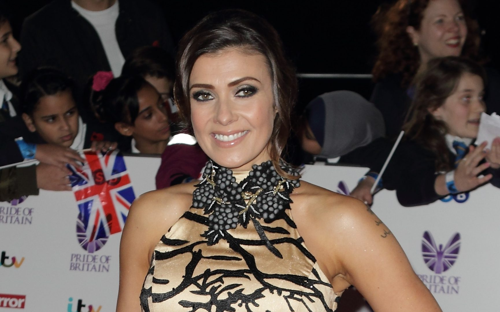 Kym Marsh reacts to Alan Halsall's marriage split