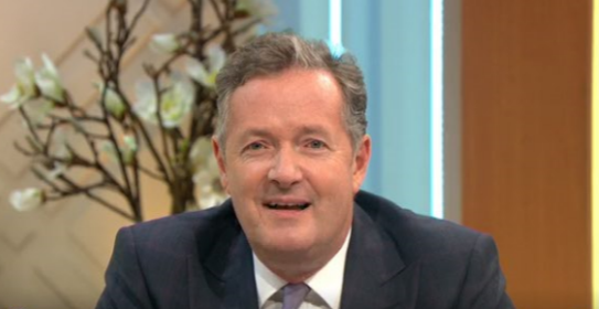 "Piers Morgan branded a ""bully"" by Lily Allen"