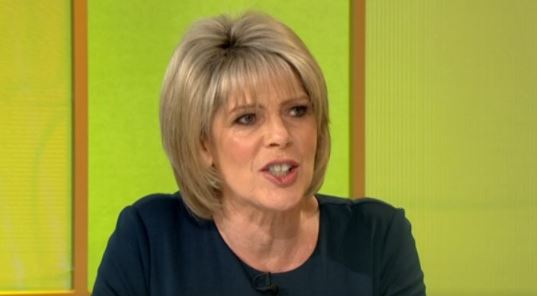 Ruth Langsford gets tearful over Eamonn Holmes love letter